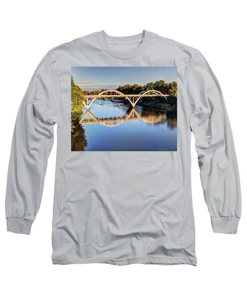 Good Morning Grants Pass II Long Sleeve T-Shirt