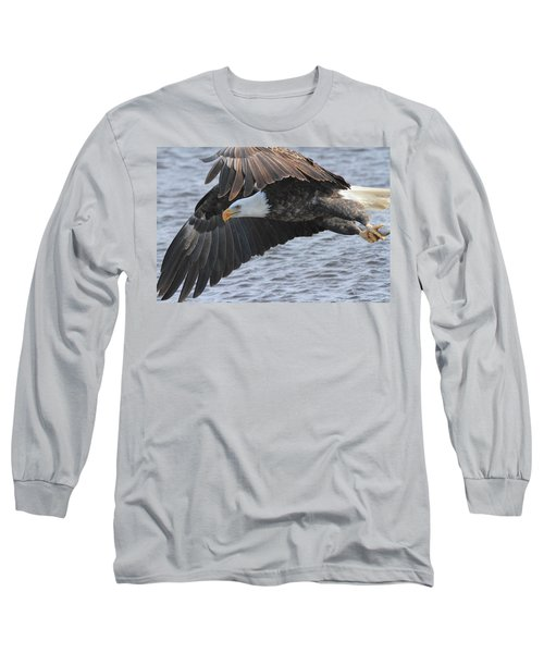 Long Sleeve T-Shirt featuring the photograph Got My Eye On You by Coby Cooper