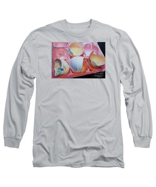 Grade A-extra Large Long Sleeve T-Shirt by Pamela Clements