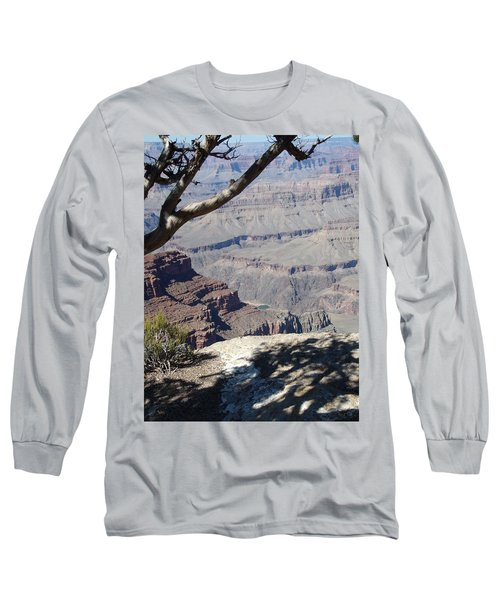 Long Sleeve T-Shirt featuring the photograph Grand Canyon by David S Reynolds