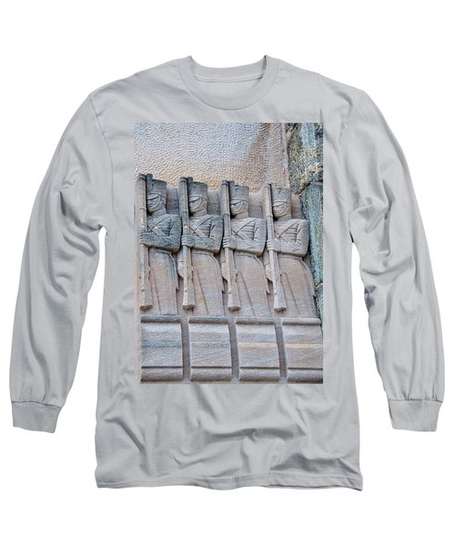 Grant Hall Cadet Fresco Long Sleeve T-Shirt