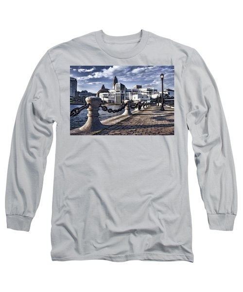 Great Lakes Science Center - Cleveland Ohio - 1 Long Sleeve T-Shirt