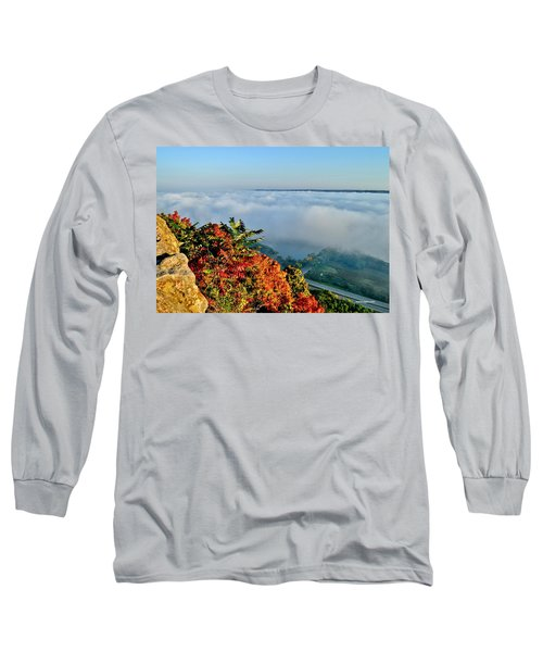 Great River Road Fog Long Sleeve T-Shirt