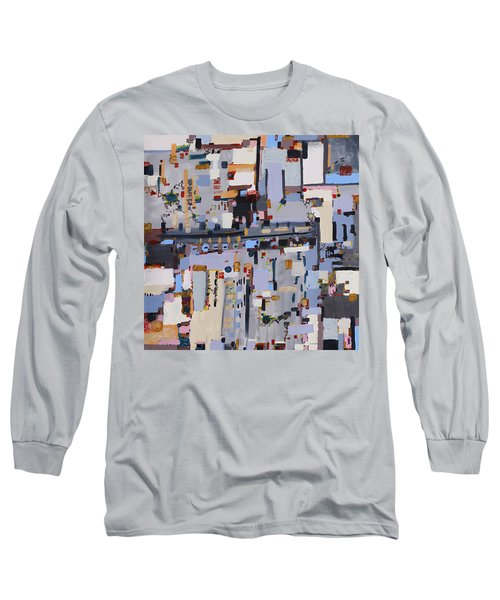 Gridlock Long Sleeve T-Shirt