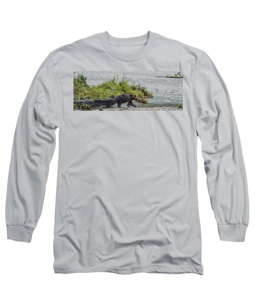 Grizzly Bear Late September 4 Long Sleeve T-Shirt