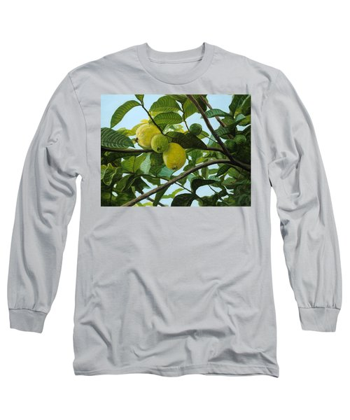 Guava Long Sleeve T-Shirt