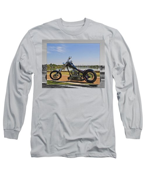 H-d_a Long Sleeve T-Shirt