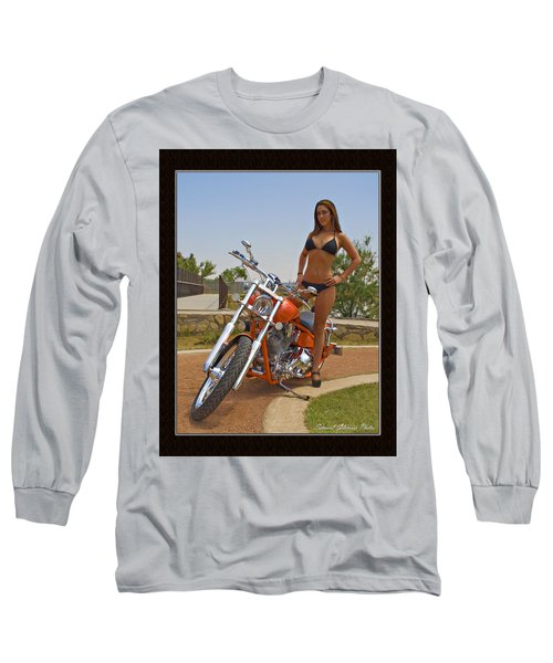H-d_c Long Sleeve T-Shirt