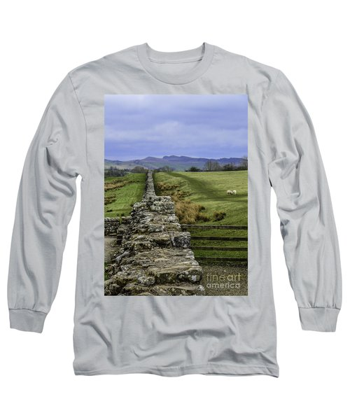 Hadrian's Wall Long Sleeve T-Shirt
