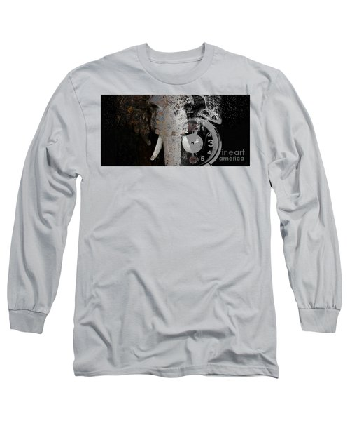 Half Past Extinction Long Sleeve T-Shirt