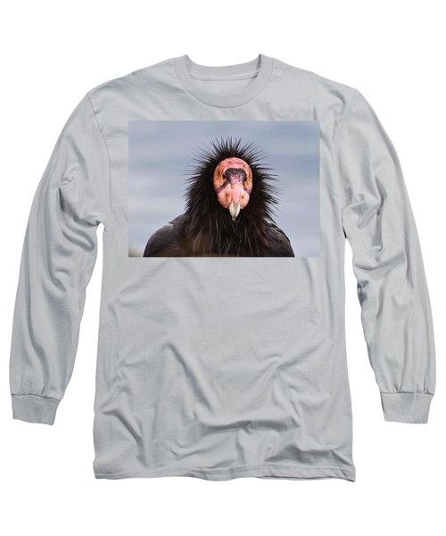 Handsome California Condor Long Sleeve T-Shirt