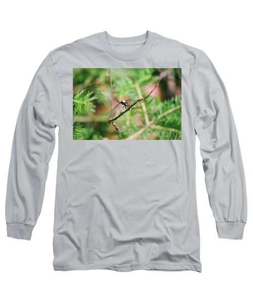 Long Sleeve T-Shirt featuring the photograph Hangin' Out by David Porteus