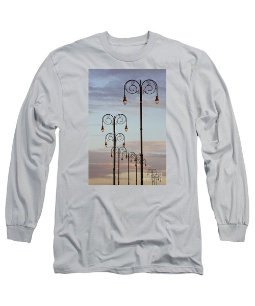 Harbor Lights Long Sleeve T-Shirt