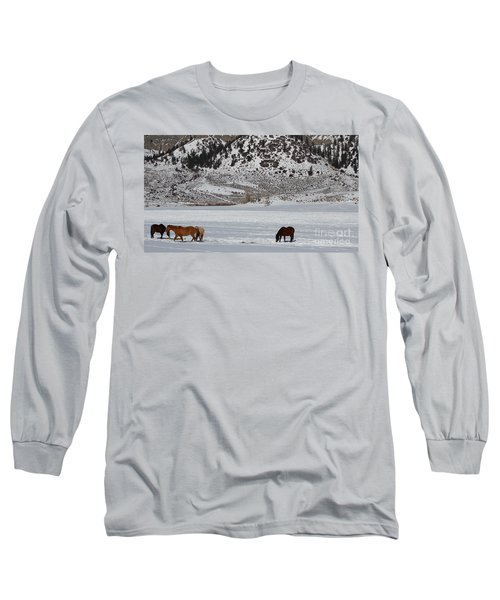 Harmony Long Sleeve T-Shirt by Fiona Kennard