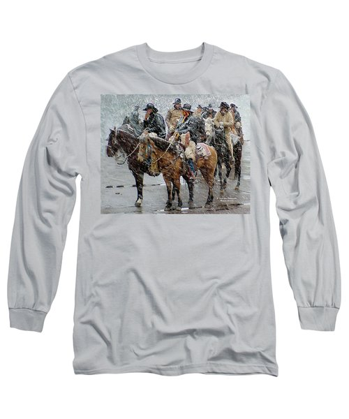Hashknife Pony Express Long Sleeve T-Shirt