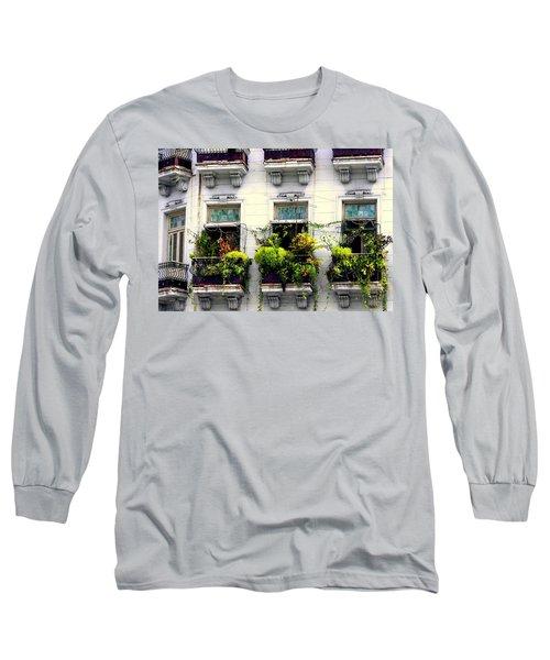 Havana Windows Long Sleeve T-Shirt