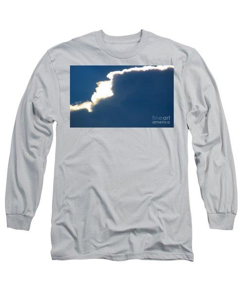 Head In The Clouds Long Sleeve T-Shirt by Joy Hardee