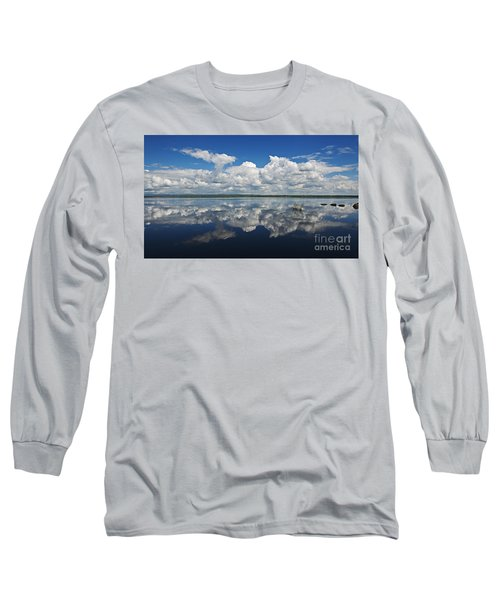 Heaven On Earth... Long Sleeve T-Shirt