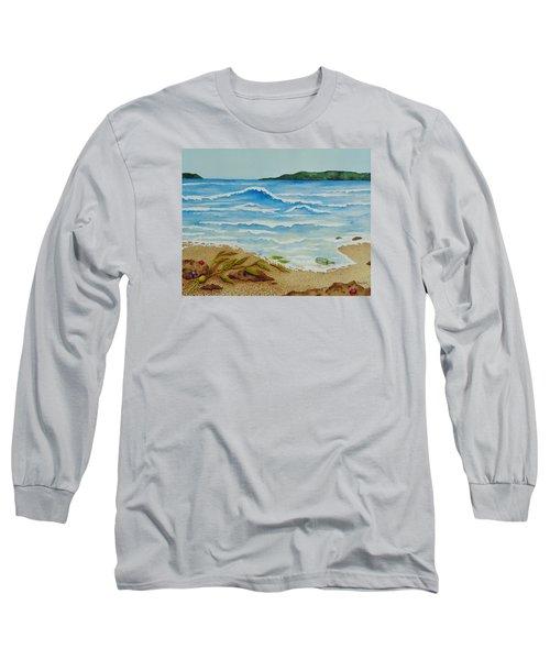 Hello? Long Sleeve T-Shirt