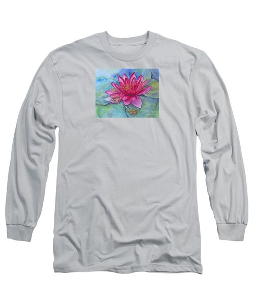 Hide And Seek Long Sleeve T-Shirt by Beatrice Cloake
