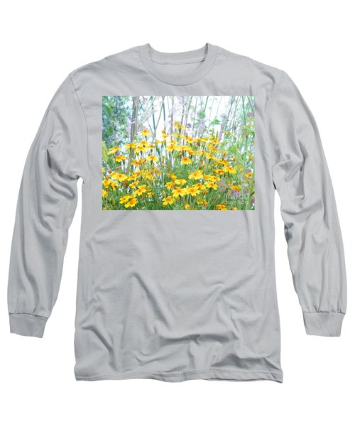 Holding The Foreground Long Sleeve T-Shirt