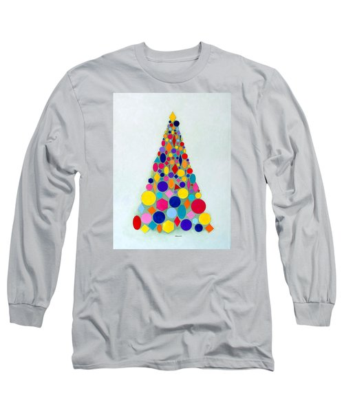 Holiday Tree #1 Long Sleeve T-Shirt