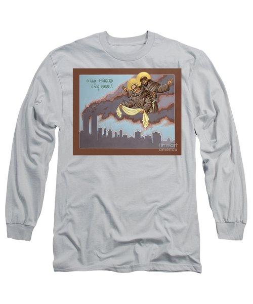 Holy Passion Bearer Mychal Judge 132 Long Sleeve T-Shirt