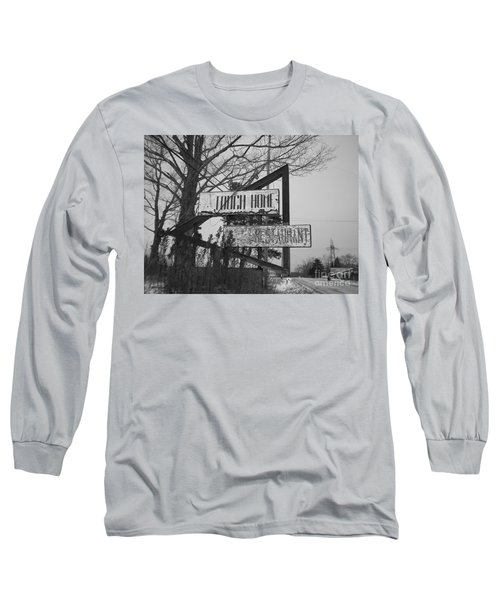 Long Sleeve T-Shirt featuring the photograph Home Cooking  by Michael Krek