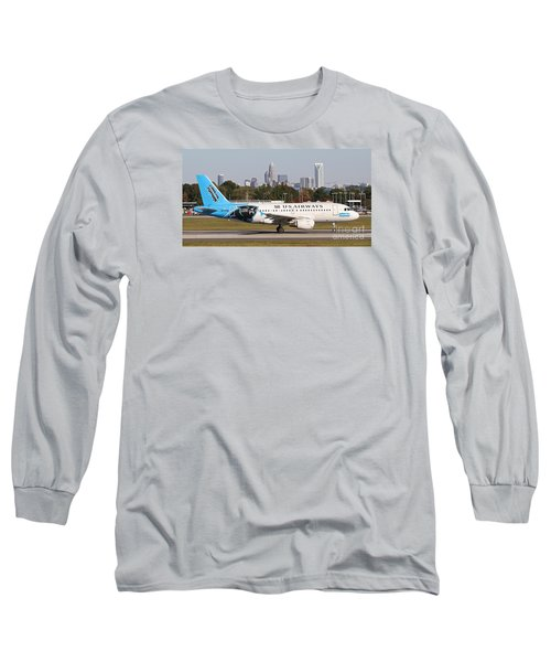 Home Of The Panthers Long Sleeve T-Shirt