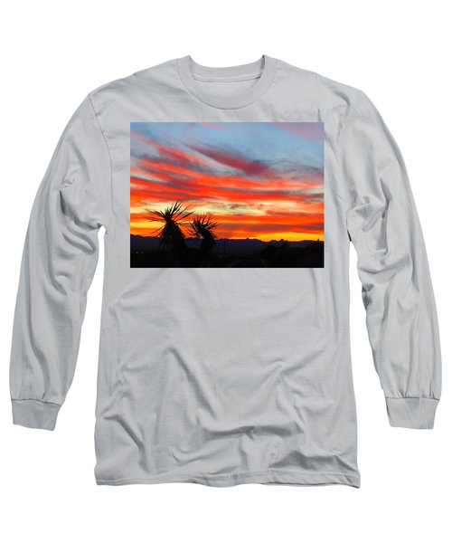 Home On The Range Long Sleeve T-Shirt