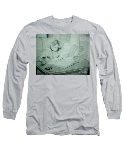 Homework Long Sleeve T-Shirt