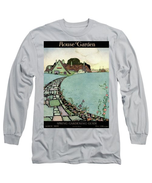 House And Garden Spring Garden Guide Long Sleeve T-Shirt