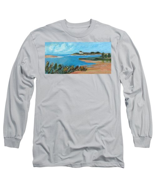 House On The Point Long Sleeve T-Shirt