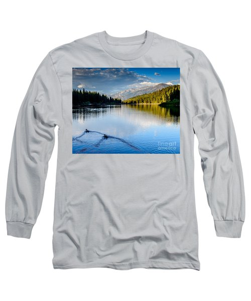 Hume Lake Evening Long Sleeve T-Shirt