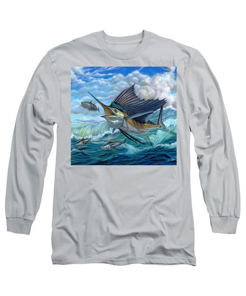 Hunting Sail Long Sleeve T-Shirt
