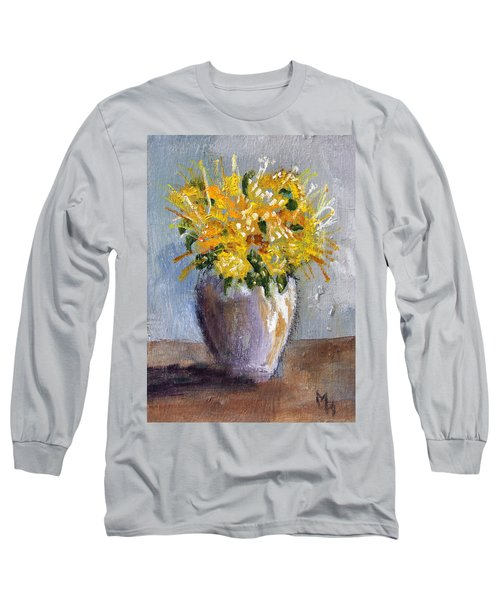I Think Of Spring Long Sleeve T-Shirt