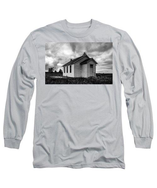 Icarian Schoolhouse Long Sleeve T-Shirt