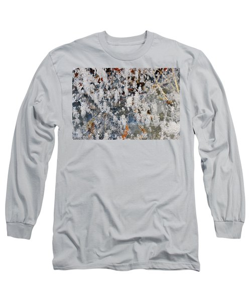 Ice Bubbles  Long Sleeve T-Shirt