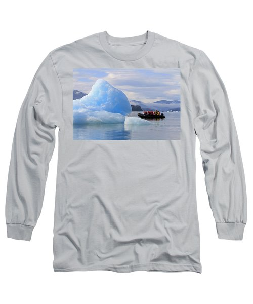 Iceberg Ahead Long Sleeve T-Shirt