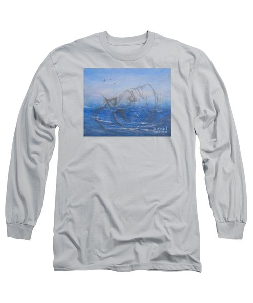 If I Could Tell You Long Sleeve T-Shirt