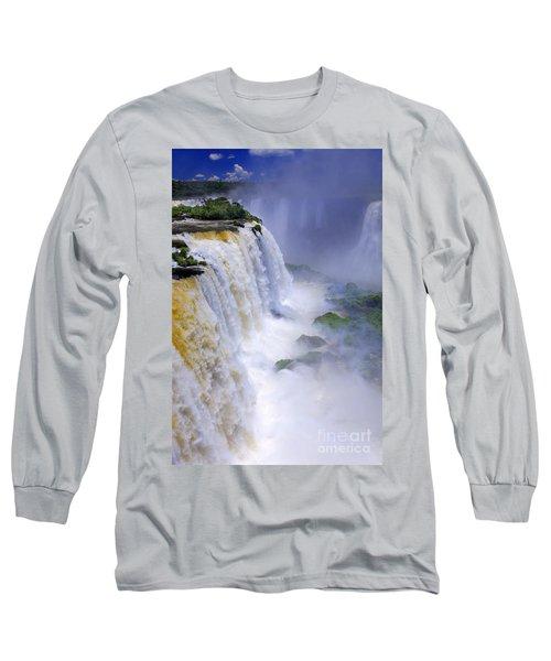 Iguazu Falls IIi Long Sleeve T-Shirt