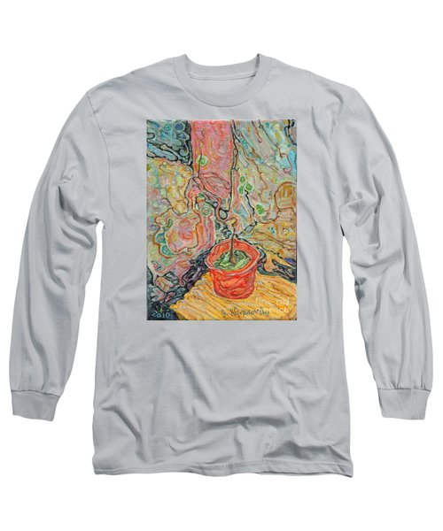 Ikebana Long Sleeve T-Shirt