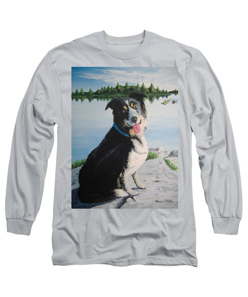 I'm Guarding The Camp Long Sleeve T-Shirt