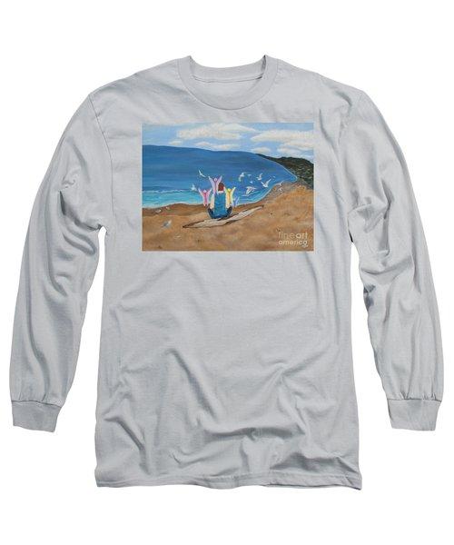 In Meditation Long Sleeve T-Shirt