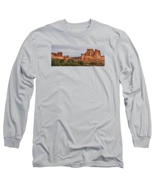 Long Sleeve T-Shirt featuring the photograph In The Canyon by Bruce Bley