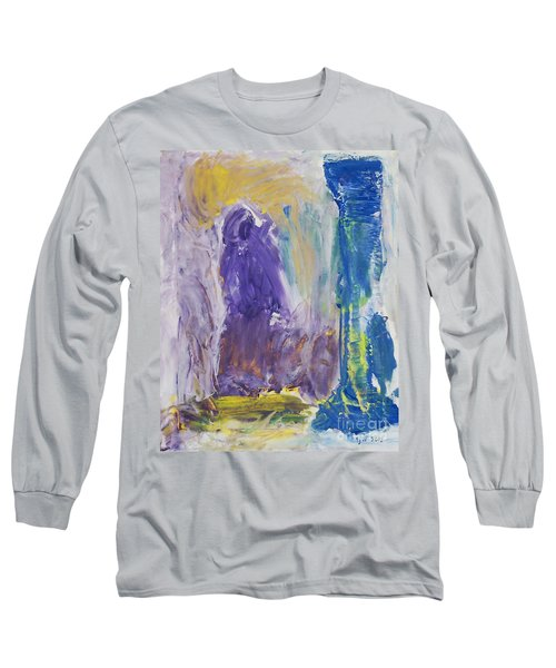 In The Catacombs Of Paris Long Sleeve T-Shirt