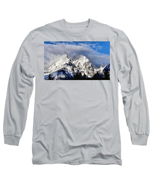 The Teton Range Long Sleeve T-Shirt