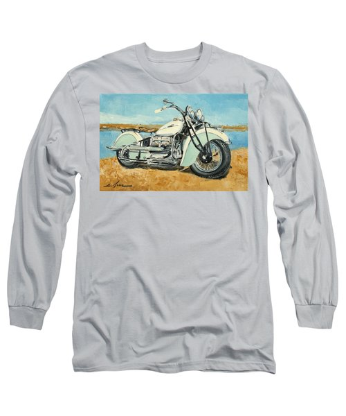 Indian Four 1941 Long Sleeve T-Shirt