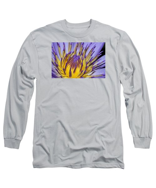 Long Sleeve T-Shirt featuring the photograph Inner Sanctum by Judy Whitton