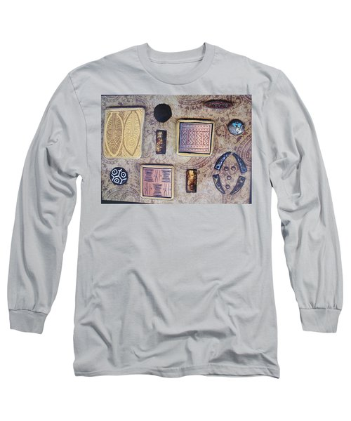 Inspire Collage Long Sleeve T-Shirt